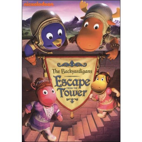 The Backyardigans: Escape Trom The Tower (Full Frame)