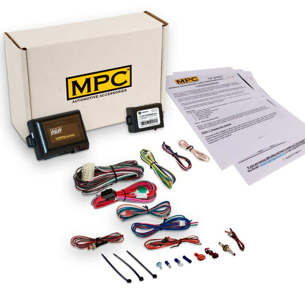 Complete Factory Remote Activated Remote Start Kit For 1999 2003 Lexus Rx300 Walmart Com Walmart Com