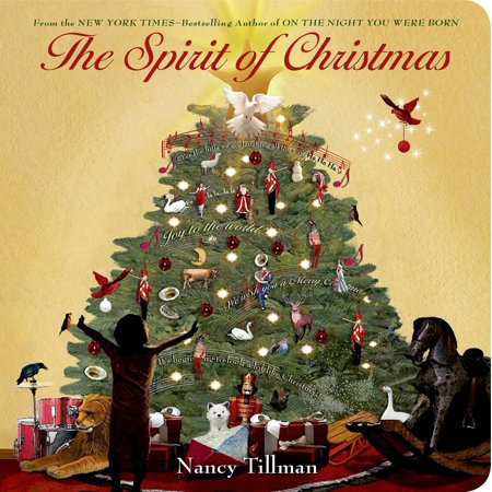 The Spirit of Christmas (Board Book)](The Spirit Store Hours)