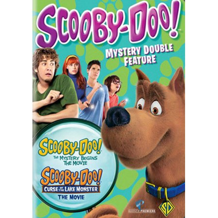 Scooby-Doo! Mystery: Curse of Lake Monster / The Mystery Begins