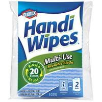 Clorox Handi Wipes Multi Use Reuable Cloth, 6 Wipes