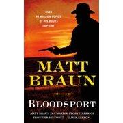 Bloodsport - eBook