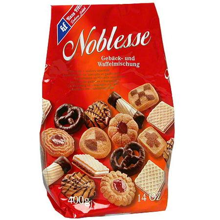 Hans Freitag Noblesse Cookies, 14 oz, (Pack of 10) (Freitag Sonnenbrille)