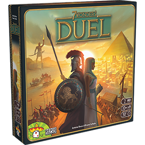 7 Wonders Duel Strategy Board Game