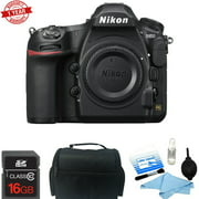 Nikon D850 DSLR Camera (Body Only) w/ 16GB MC | DSLR BAG | CLeaning Kit Buy-direct Bundle