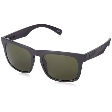 Electric Men's Mainstay EE13654120 Matte Black Square (Electrics Sunglasses)