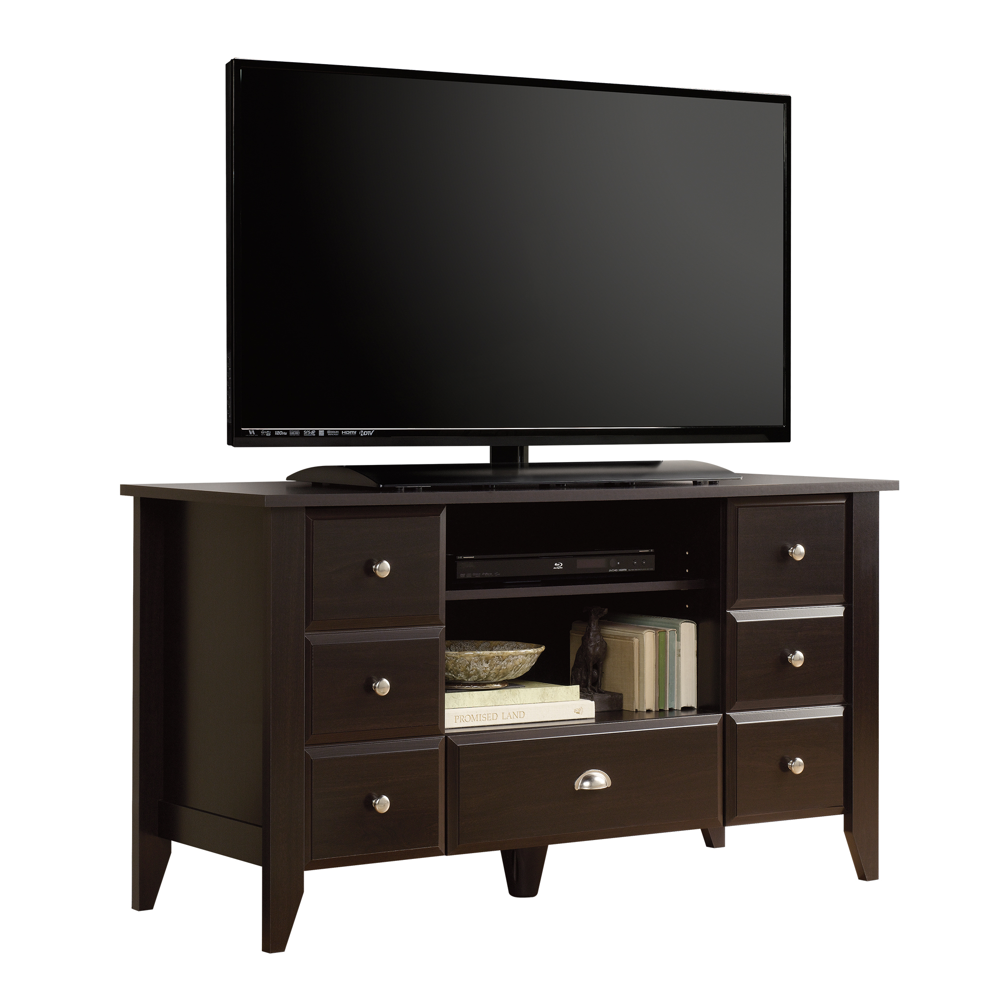 Sauder Shoal Creek Entertainment Credenza for TVs up to 50\ by Sauder Woodworking