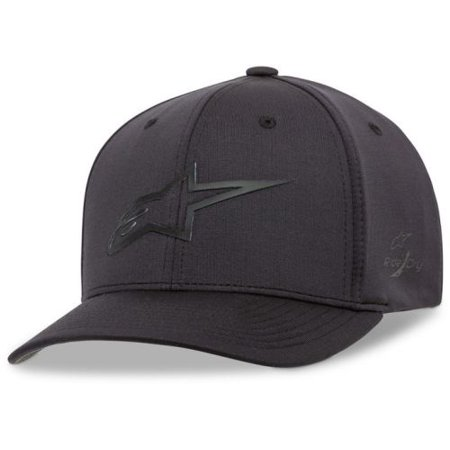 Alpinestars Ageless Sonic Tech Hat Large - X-Large Black | Black