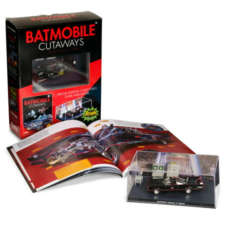 Batmobile Cutaways: Batman Classic TV Series Plus Collectible](Classic Batman)