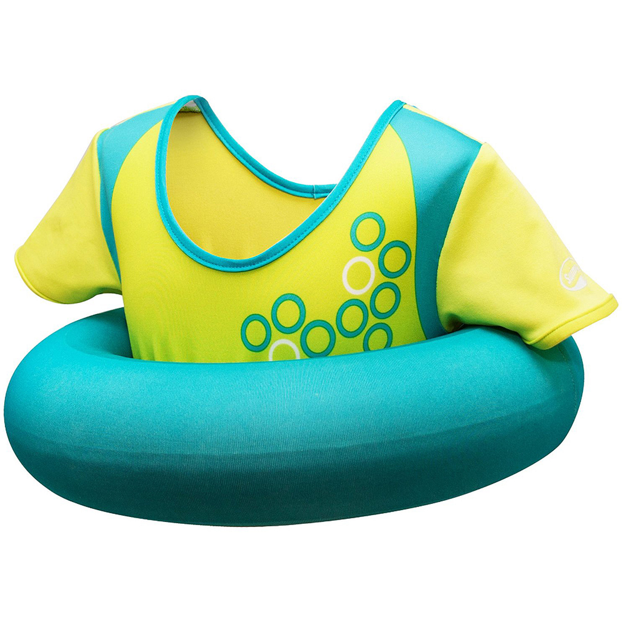 SwimWays Swim Sweater, Lime