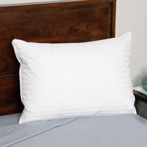 Hotel Madison European Legacy 300 Thread Count Gussetted Density Pillow in a Pillow White by Overstock