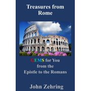 Treasures from Rome: GEMS for You from the Epistle to the Romans - eBook