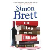 Fethering Mystery: The Liar in the Library (Paperback)