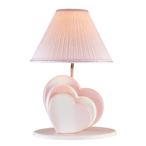 Lite Source Heart Table Lamp