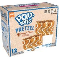 Pop-Tarts Pretzel, Cinnamon Sugar, 12 Toaster Pastries 20.3 Oz Box