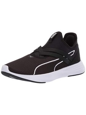 Product Image Puma Women s Radiate Xt Slip-On Sneaker Black Silver 3b46abbd7