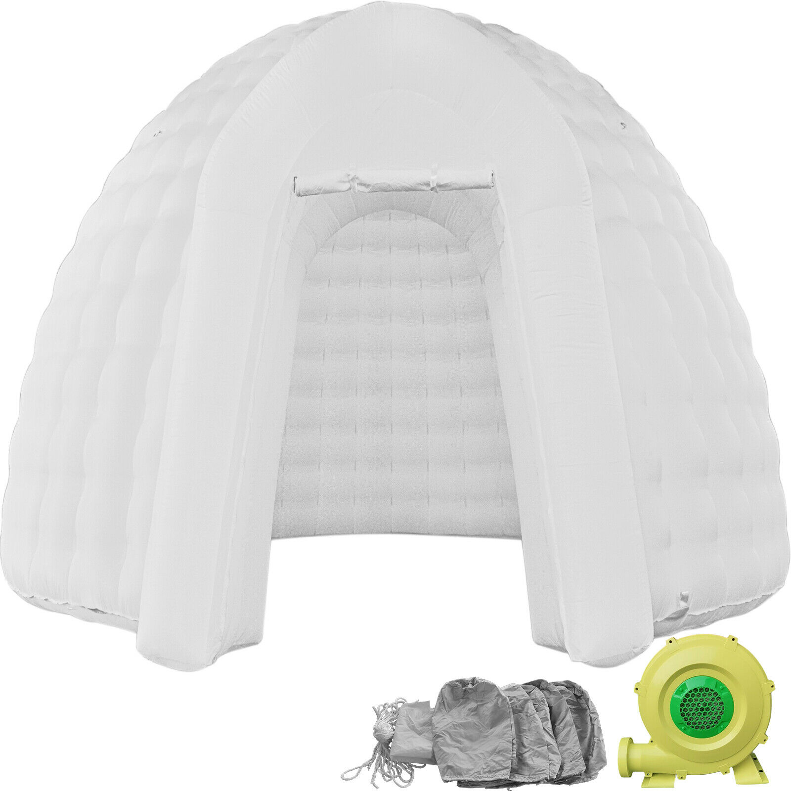 VEVOR Inflatable Igloo Dome Tent