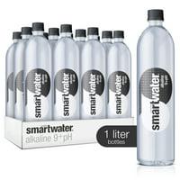 smartwater Alkaline, 33.8 fl oz, 12 Count