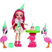 Enchantimals Let's Flamingle Dolls Image 1 of 8