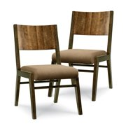 Legacy Classic Kateri Wood Back Side Chair - Set of 2
