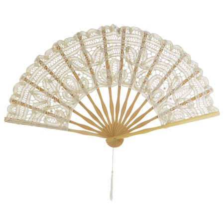 Folding Hand Fan - Quasimoon 11
