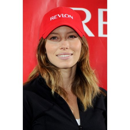 Jessica Biel At A Public Appearance For Eif Revlon 12Th Annual RunWalk For Women Times Square New York Ny May 2 2009 Photo By Kristin CallahanEverett Collection Celebrity