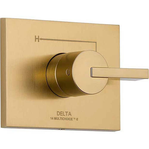 Delta Vero Single Function Pressure Balanced Less Rough-in, Available in Various Colors