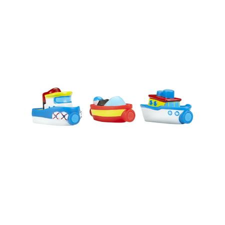 (ALEX Toys Rub a Dub Magnetic Boats in the Tub)