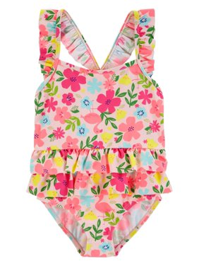 5f00b601566 Product Image Child of Mine by Carter's One-piece Swimsuit (Toddler Girls)