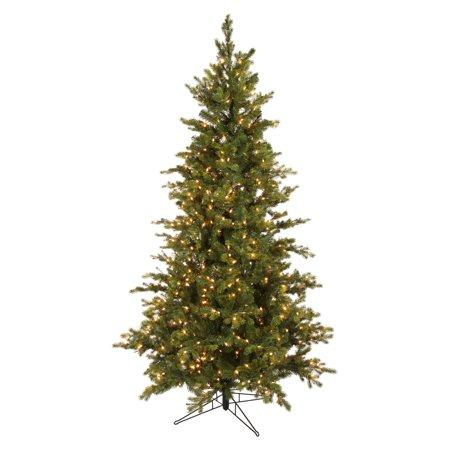 O' Tannenbaum 9' Grand Noble Fir Prelit Artificial Christmas Tree with AlwaysLit Technology ()