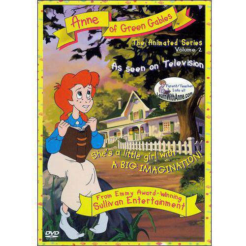 Anne Of Green Gables: The Animated Series - Sleeves/Butterfiles