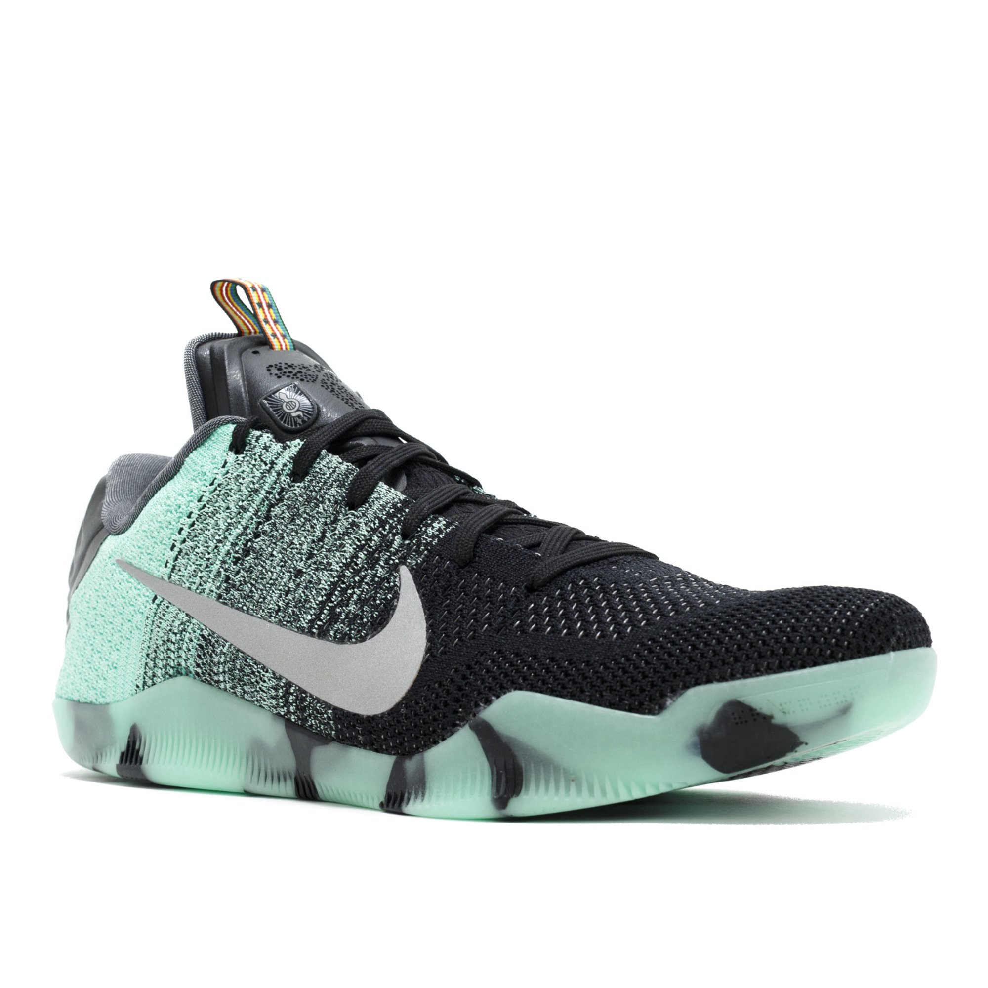 039469f5da1a Nike - Men - Kobe 11 Elite Low As  Green Glow  - 822521-305 - Size ...