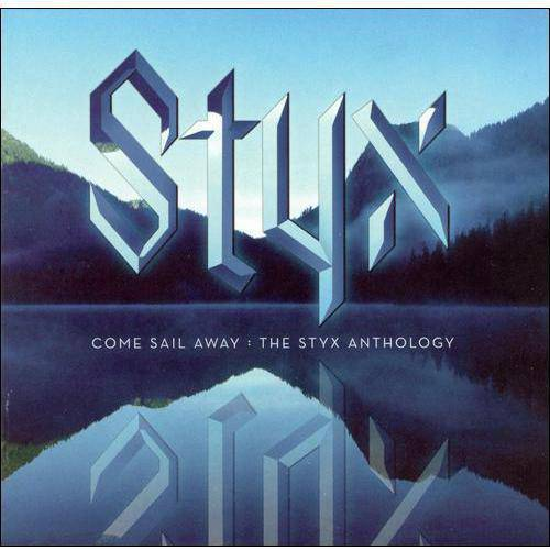 Come Sail Away: The Styx Anthology (2CD)
