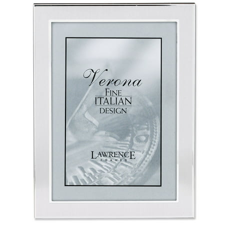 Brushed 5x7 Metal Picture Frame Brushed Metal Picture Frame