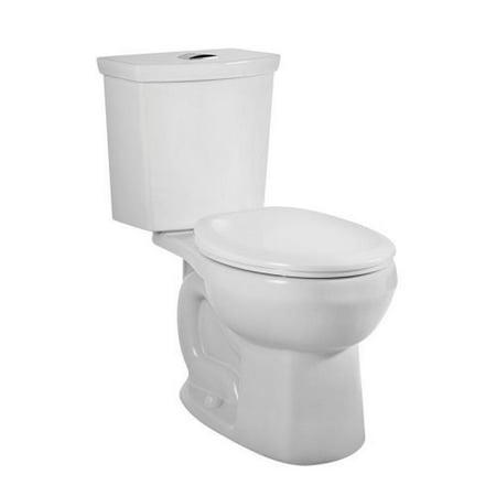 H2option H2option Dual Flush - American Standard 2889216.020 H2OPTION DUAL FLUSH RF COMBO WHT