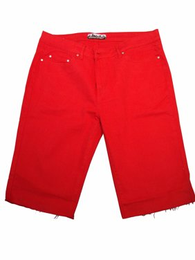 Women's KIT Stretch Jean shorts vintage SB101-DT-3