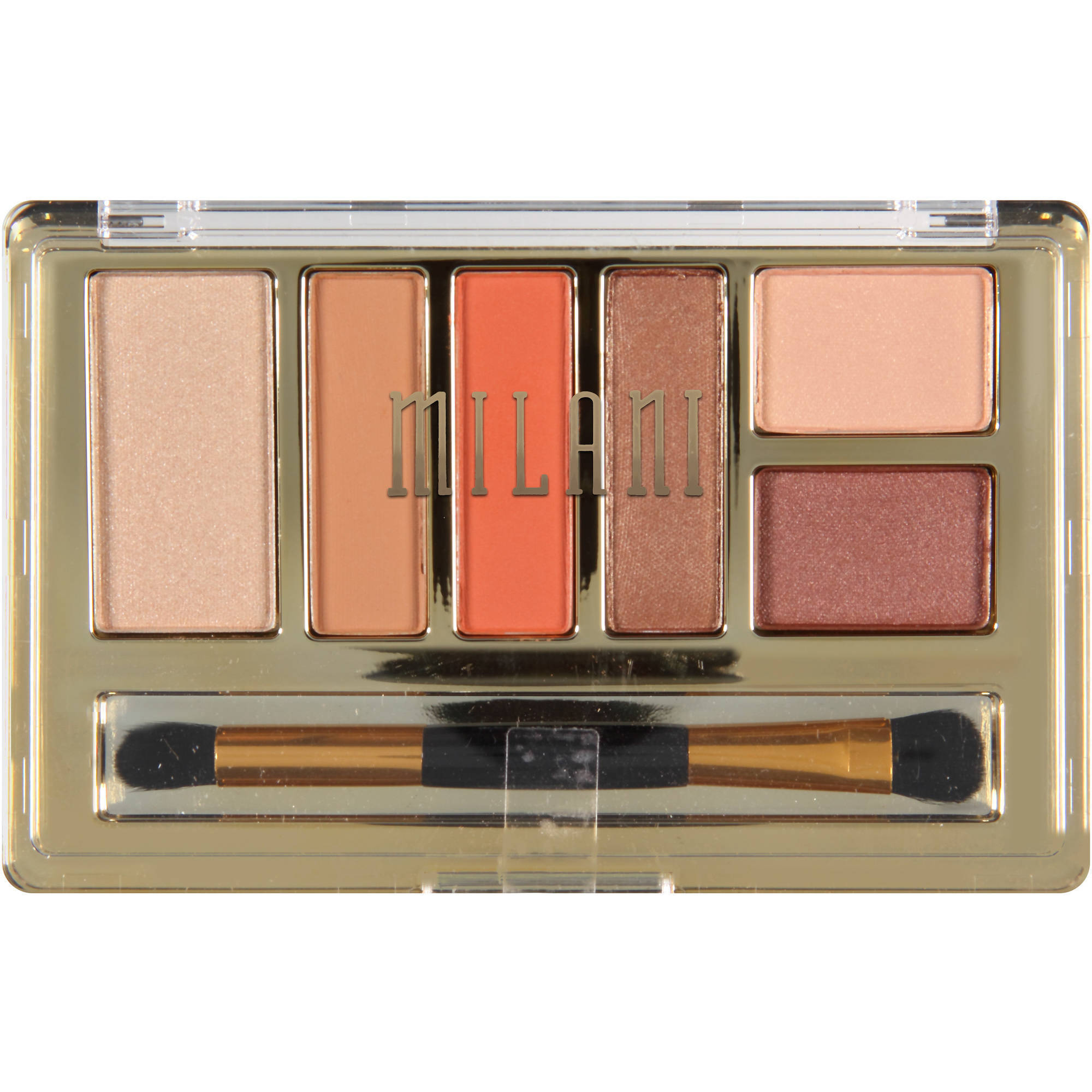 Milani Everyday Eyes Eyeshadow Collection, 05 Earthy Elements, 0.21 oz