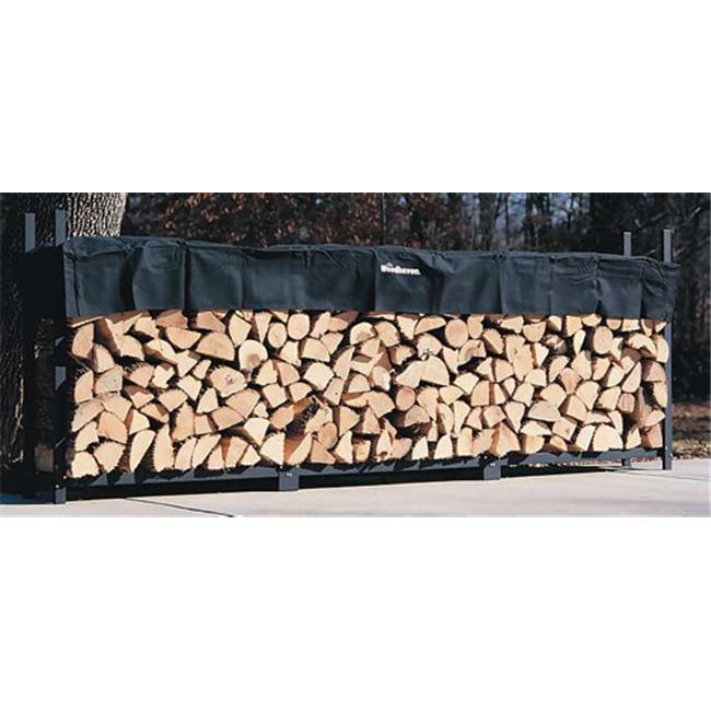 Alexander  144 WRC 144 WRC 12 Foot Woodhaven Firewood Rack With Cover