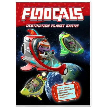 - Floogals: Destination Planet Earth (DVD)