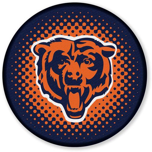 """NFL Chicago Bears 24"""" Bath Rug"""
