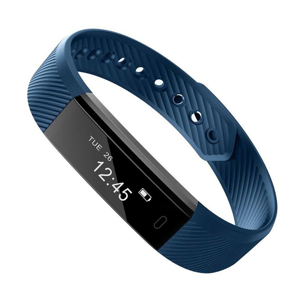Waterproof Sport Intelligent Wristband Step Pedometer Bracelet Sleep Monitor