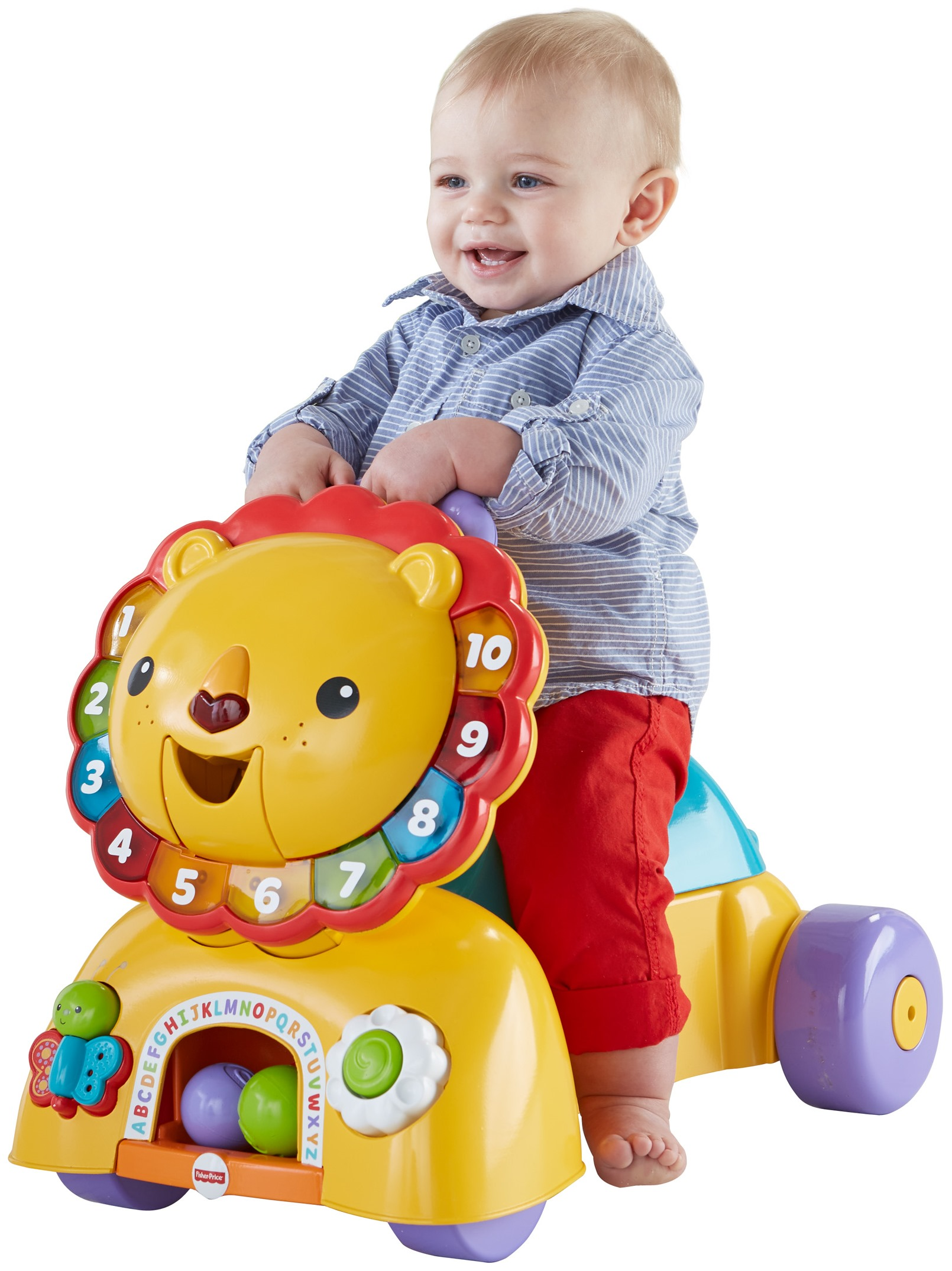 Toddler Toys Photography : Fisher price musical lion baby walker walmart