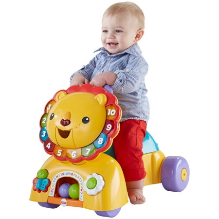 Fisher Price 3 In 1 Sit  Stride   Ride Lion