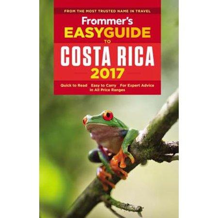 Frommer's EasyGuide to Costa Rica 2017 - eBook - Halloween Costa Rica 2017