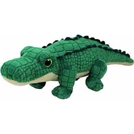 TY Beanie Boos - Spike The Green Alligator (Glitter Eyes) Small 6