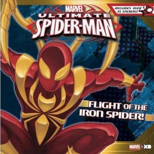 Flight of the Iron Spider!
