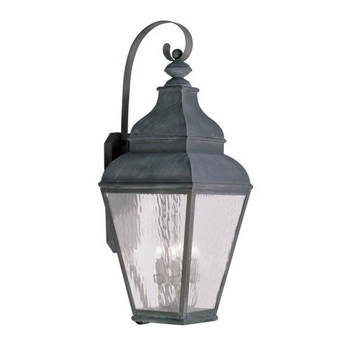 2607 Exeter 4 Light Outdoor Sconce by Livex Lighting