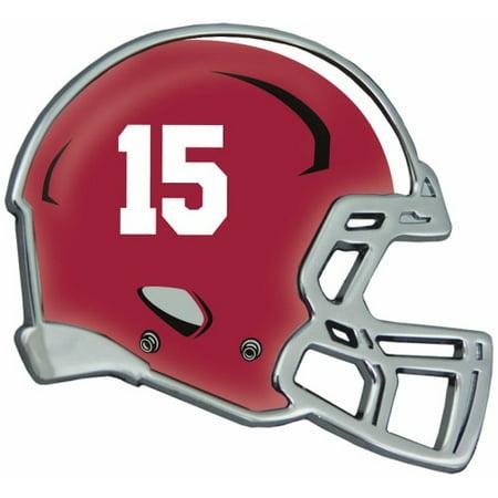 Alabama Crimson Tide Auto Emblem - Helmet - image 1 of 1