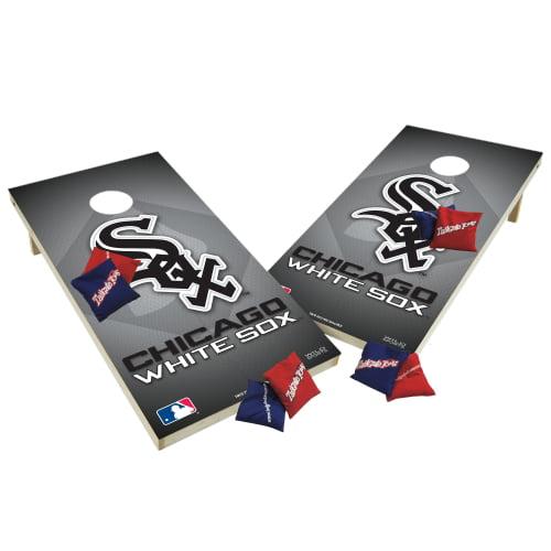 TTXL Shield Design 1MLB Chicago White Sox Bean Bag Toss Game