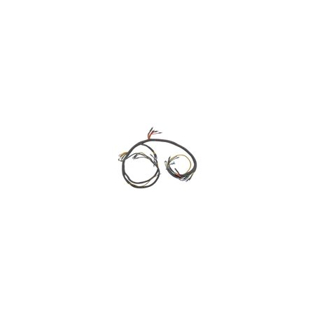 MACs Auto Parts Premier  Products 47-11258 Cowl Dash Wiring Harness - V8 - Ford Pickup Truck & Commercial Except C.O.E. & Sedan Delivery Ford Truck Dash Wiring